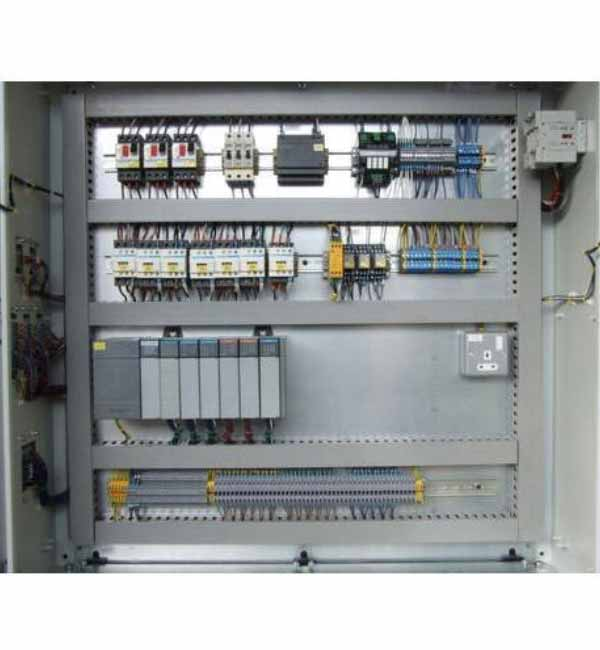PLC Control Panel In Nasriganj